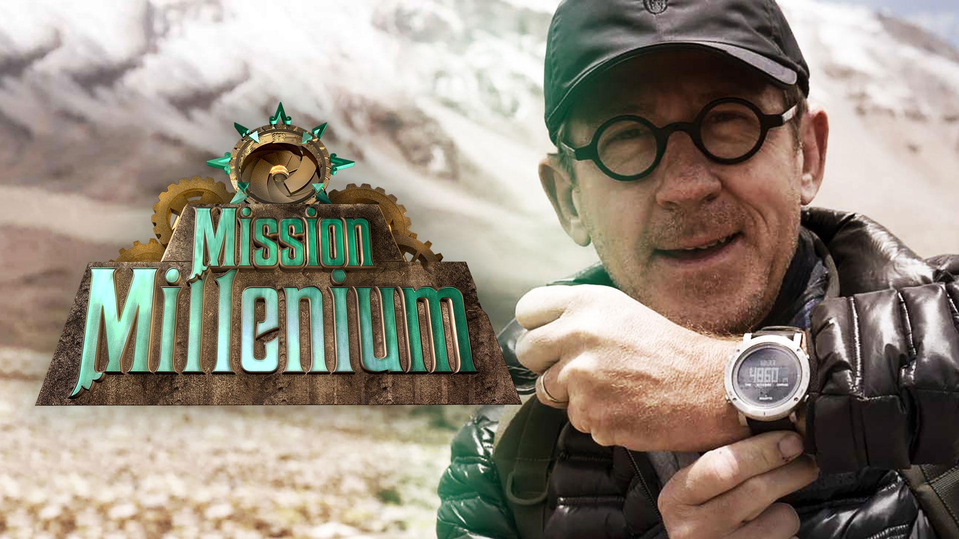 MISSION MILLENIUM