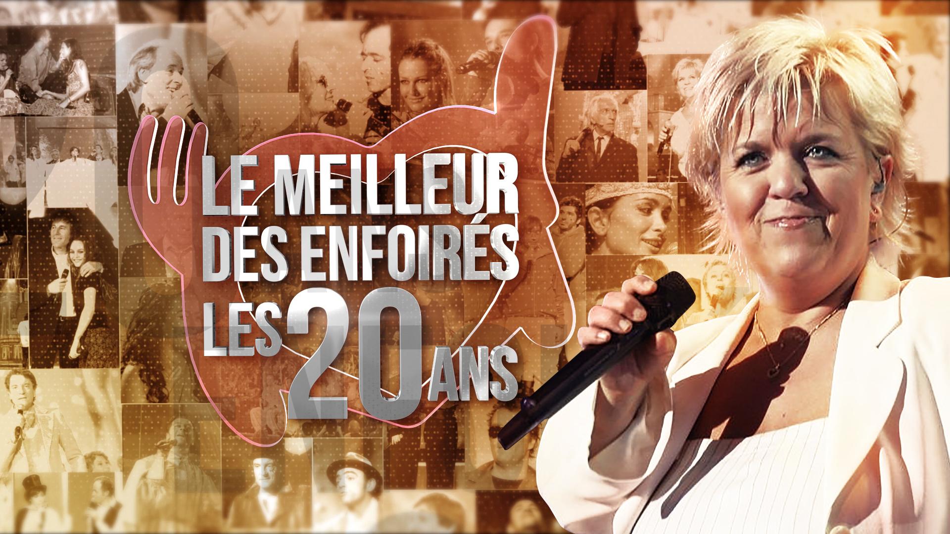 LE MEILLEUR DES ENFOIRÉS – LES 20 ANS