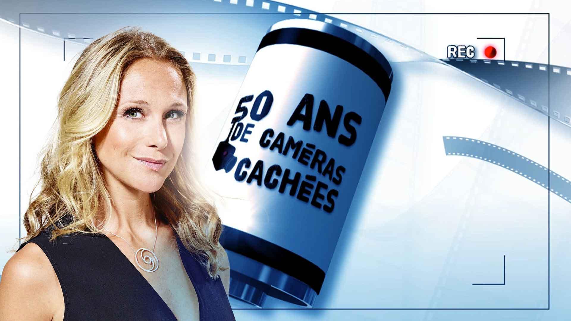 50 ANS DE CAMERA CACHEE