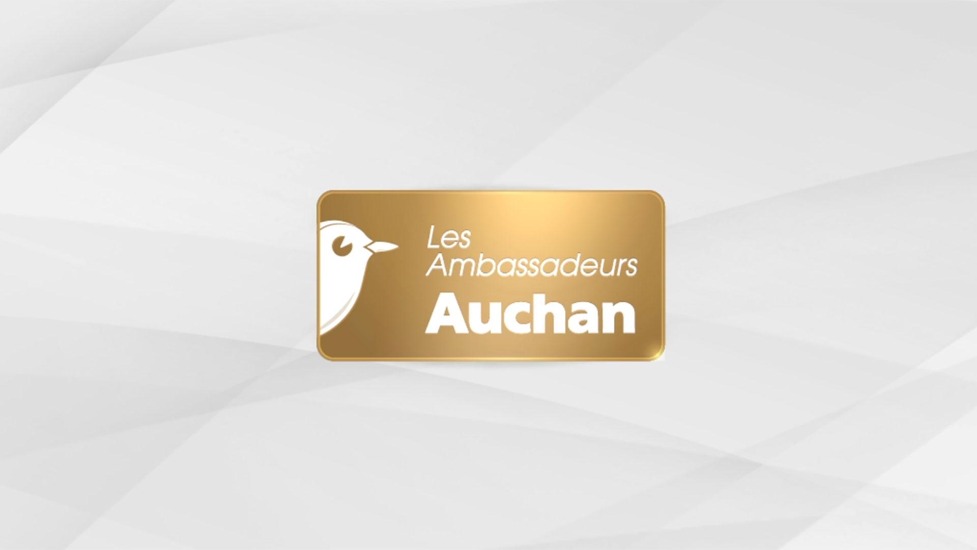 LES AMBASSADEURS AUCHAN