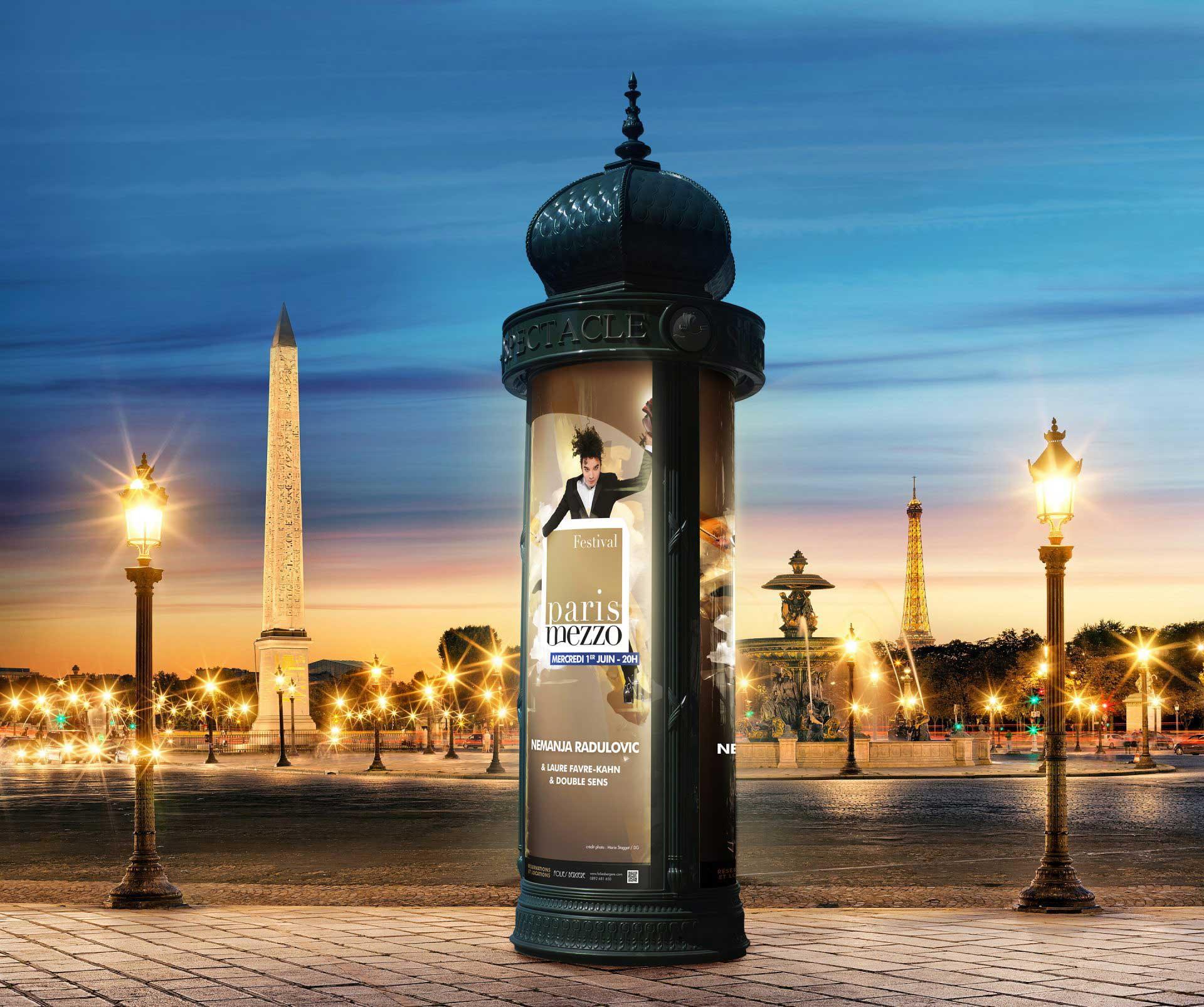 FESTIVAL PARIS MEZZO 2016
