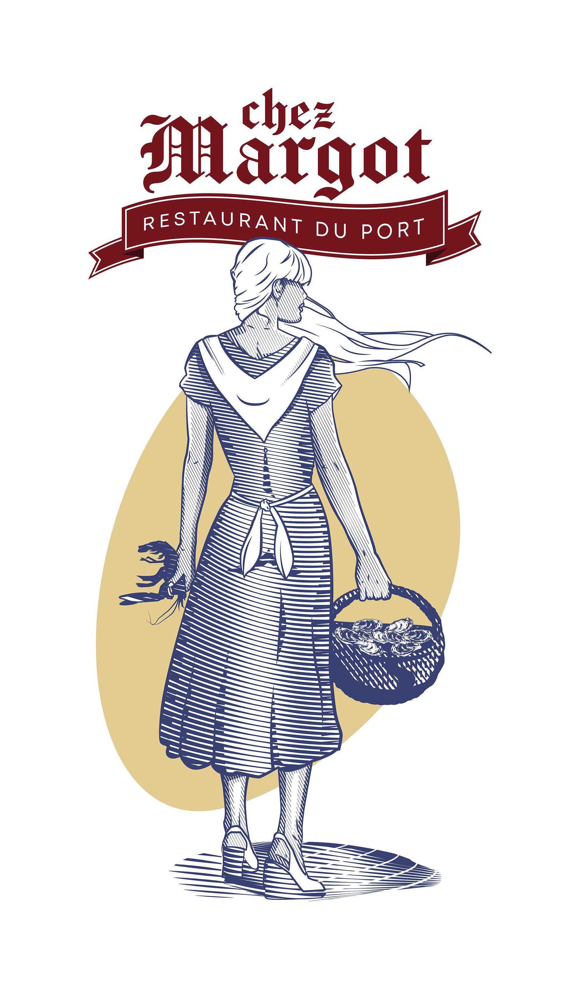 logo - Chez Margot